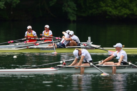 FISA Rowing World Cup - Day Three